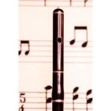 Flute Grenadilla 6 keys