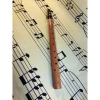 Mahogany Saxaflute with recorder fingering.